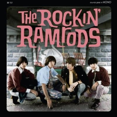 Rockin' Ramrods - Rockin' Ramrods (Coke Clear Vinyl) (LP)