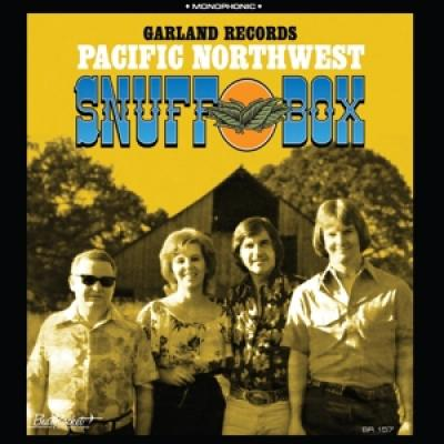 V/A - Pacific Northwest Snuff Box (Garland Records) (LP)