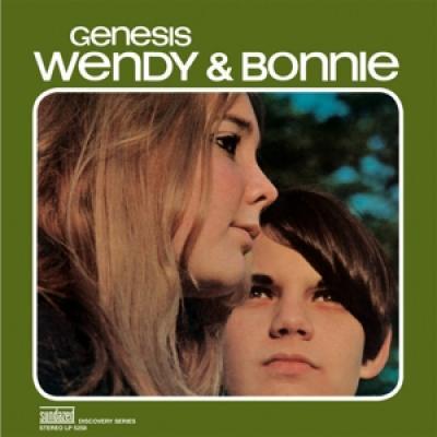 Wendy & Bonnie - Genesis (White Vinyl) (LP)