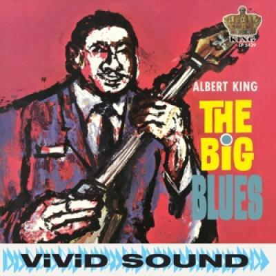 King, Albert - Big Blues (Red Vinyl) (LP)