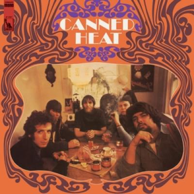 Canned Heat - Canned Heat (Gold Vinyl) (LP)