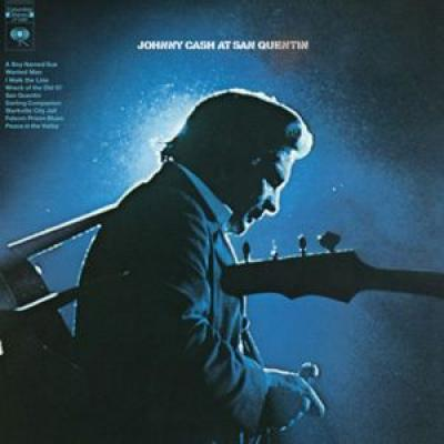 Cash, Johnny - At San Quentin (LP)