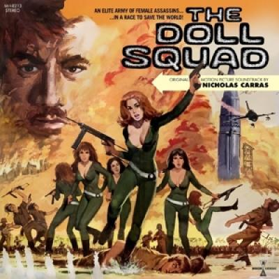 Ost - Doll Squad (Transparent Green Vinyl) (2LP)