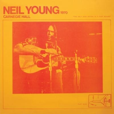 Young, Neil - Carnegie Hall 1970 (2CD)