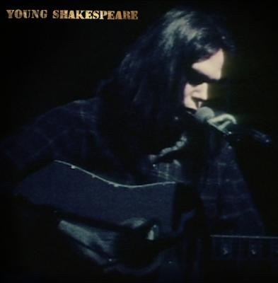 YOUNG, NEIL - Young Shakespeare (LP+CD+DVD)