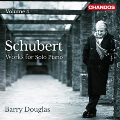 Barry Douglas - Schubert Works For Solo Piano Vol.