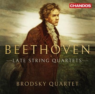 Brodsky Quartet - Beethoven Late String Quartets (3CD)