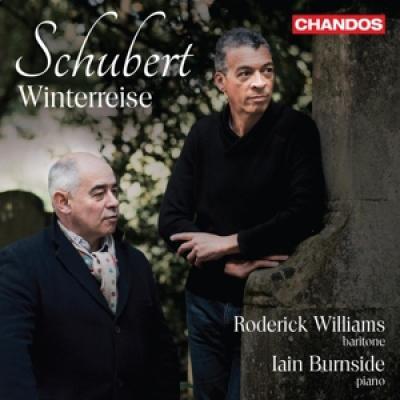 Roderick Williams Iain Burnside - Schubert Wintereise