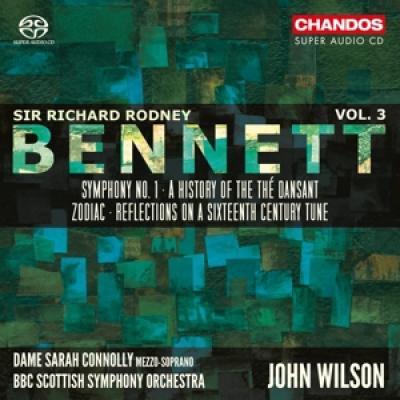 Bbc Scottish Symphony Orchestra Joh - Bennett Orchestral Works Vol. 3 SACD