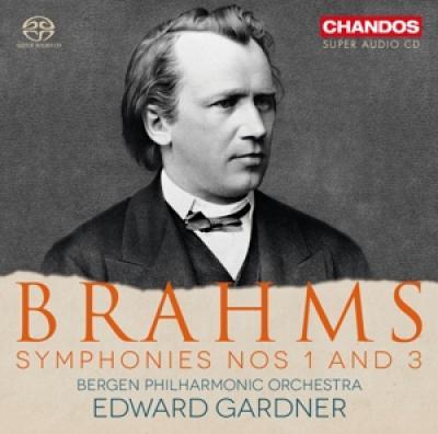 Bergen Philharmonic Orchestra Edwar - Brahms Symphonies Vol.1 (SACD)
