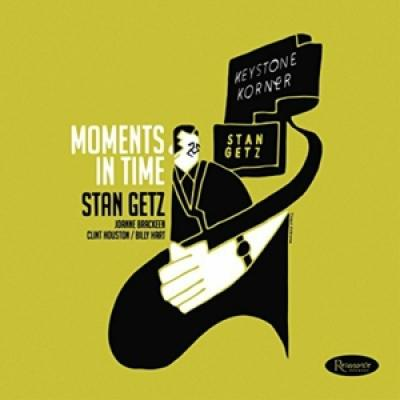 Stan Getz - Moments In Time