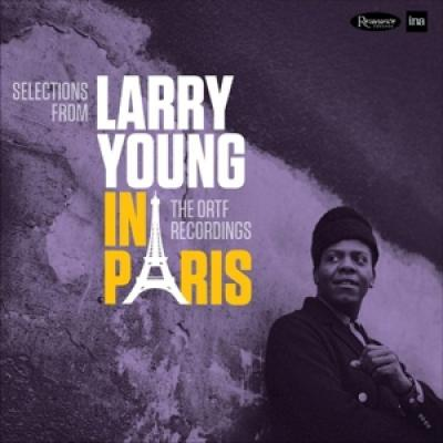 Larry Young - In Paris Ortf-The Ortf Recording (2CD)