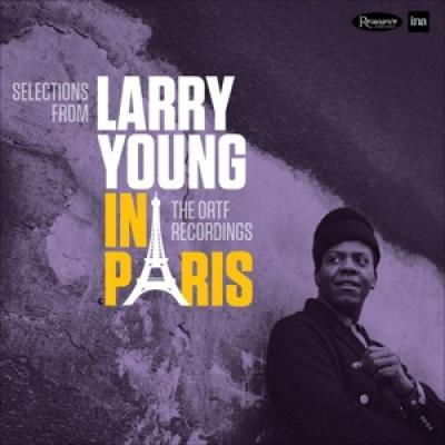 Larry Young - In Paris Ortf-The Ortf Recording (2LP)