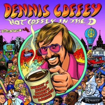 Dennis Coffey - Hot Coffey In The D