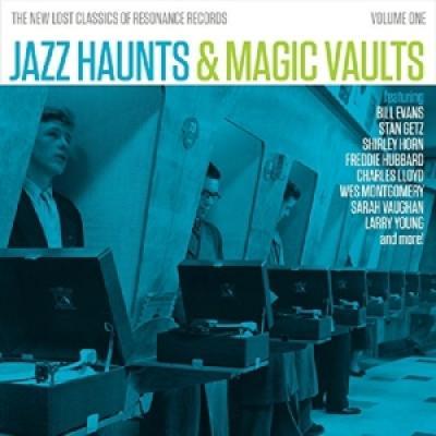 Various Artists - Jazz Haunts & Magic Vaults Volume 1