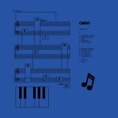 Omni - Networker (Ocean Blue / Loser Edition) (LP)