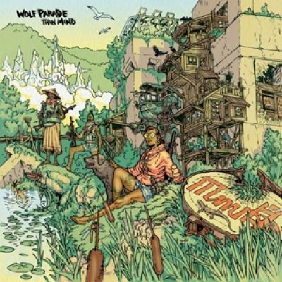 Wolf Parade - Thin Mind (Yellow Vinyl) (LP)