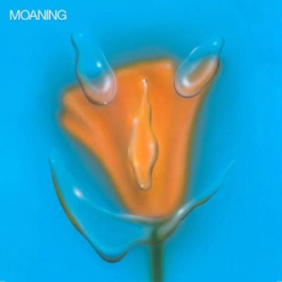 Moaning - Uneasy Laughter (White Vinyl) (LP)