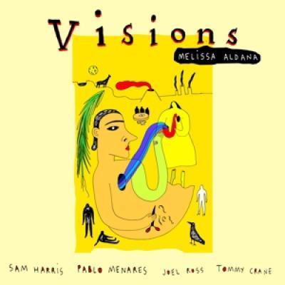 Melissa Aldana - Visions LP