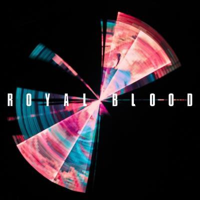 ROYAL BLOOD - Typhoons (LP) (Blue Vinyl)