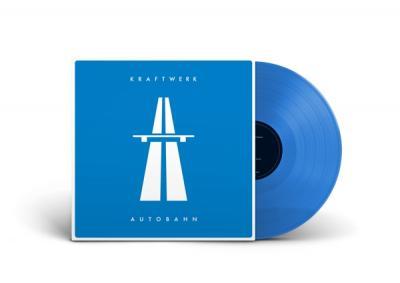 Kraftwerk - Autobahn (LP) (Coloured)