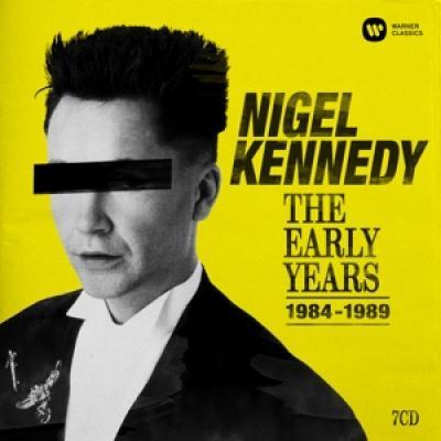 Kennedy, Nigel - Early Years (1984-1989) (7CD)