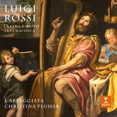 Rossi, L. - La Lyra D'Orfeo & Arpa Davidica (3CD)