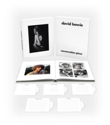 Bowie, David - Conversation Piece (5CD+BOOK)