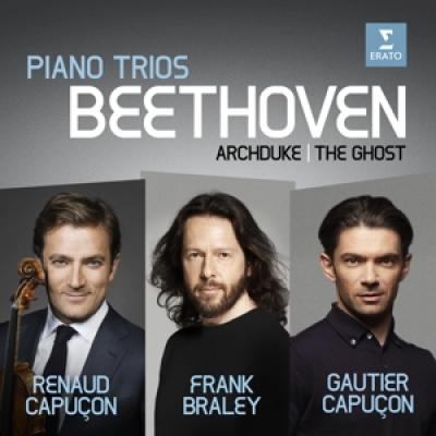 Beethoven, L. Van - Piano Trios Archduke/The Ghost