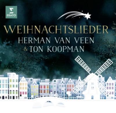 Veen, Herman Van/Ton Koopman - Weihnachtslieder (Ton Koopman)
