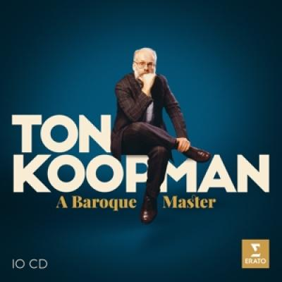 Koopman, Ton - A Baroque Master (10CD)