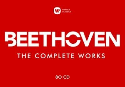 Beethoven, L. Van - Complete Works (80CD)