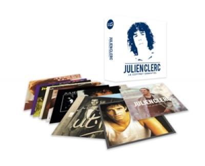 Clerc, Julien - Le Coffret Essentiel (12CD)