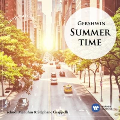 Menuhin, Yehudi - Summertime CD