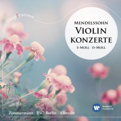 Mendelssohn-Bartholdy, F. - Violinkonzerte E-Moll & D-Moll CD