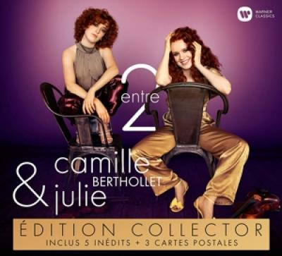 Berthollet, Camille & Julie - Entre 2 CD