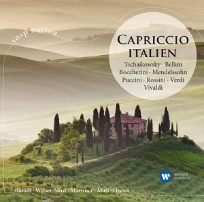 V/a - Capriccio Italien CD