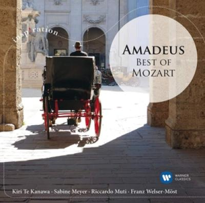 Mozart, W.a. - Amadeus - Best Of Mozart CD