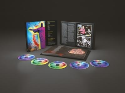 Marillion - Afraid Of Sunlight (Deluxe Edition) (4CD+BLURAY)