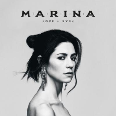 Marina - Love + Fear CD