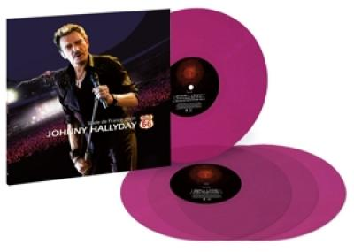 Hallyday, Johnny - Tour 66 State De France 2009 (Violet Vinyl) (4LP)