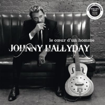 Hallyday, Johnny - Le Coeur.. -Coloured- 2LP