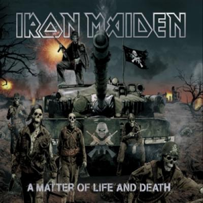 Iron Maiden - A Matter Of Life And Death (Limited)