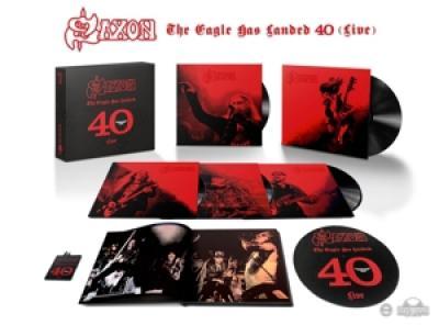 Saxon - Eagle Has Landed 40 (Live) (5LP)