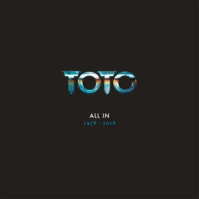 Toto - All In - The Cds 13CD
