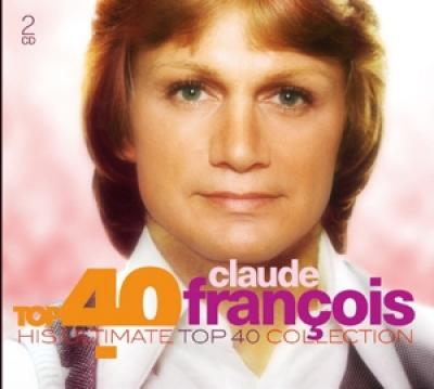 Francois, Claude - Top 40 (2CD)
