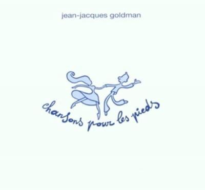 Goldman, Jean-Jacques - Chansons Pour Les Pieds (2LP)