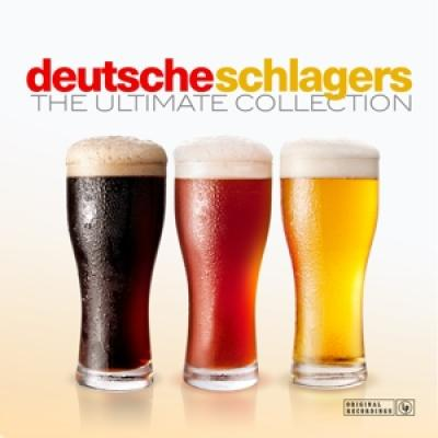 V/A - Deutsche Schlagers (The Ultimate Collection) (LP)