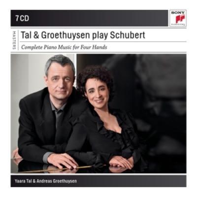 Tal & Groethuysen - Play Schubert 7CD