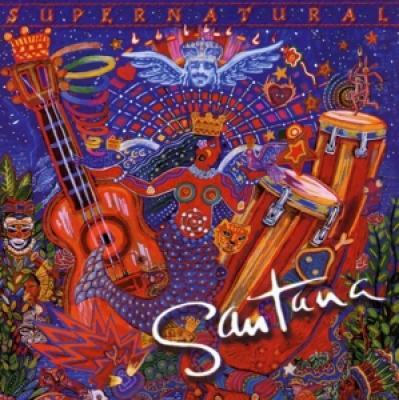 Santana - Supernatural 2LP